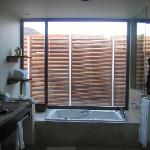 bathroom from suite