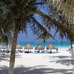 Tulum Beach - El Paraiso Beach Club
