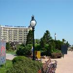 Main promenade.