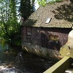 the waterwheel