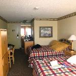 Room at Best Western Sunrise