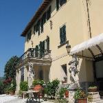 Villa Pasquini june 2006
