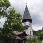 Saanen Church