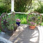 Balcony - Howard Creek Ranch Photo