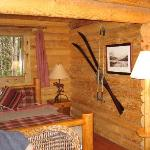 Foto de Cathedral Mountain Lodge