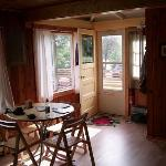 another view of the inside of cabin