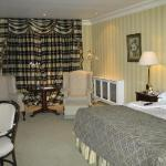 Our Room at Hayfield Manor