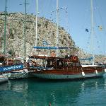 3 island Boat trip
