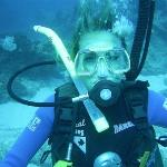 My first dive in Sodwana
