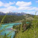 Emerald Lake near Carcross, Yukon