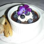 Chocolate Pot de Creme at Newman's 988 is Amazing!