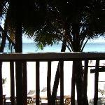 View fom the Second Flloor Balcony