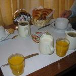 breakfast is perfect