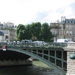 Ile Saint-Louis Foto