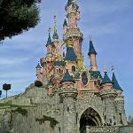 Sleeping Beauties Castle by day