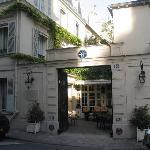 Foto de Hotel Duc de Saint Simon