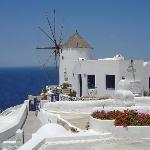 My favourite shot of Oia