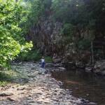 Hiking in Blue Ridge 1