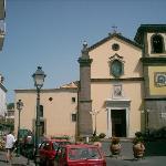 church in sant agata square