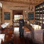 Narbona restaurant