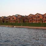 photo of condos from boat