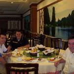 Breakfast in the Li River Hotel