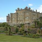 culzean castle...a short bus ride from ayr, scotland