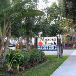 Foto de Marina Beach Motel