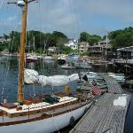 Perkins cove is very quaint.  Walk to it on the Marginal way and hop a trolly back to town.