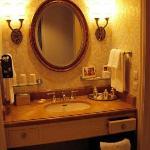 Sink in room