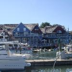 The Inn and Marina