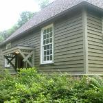 Stonewood Cottage exterior