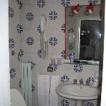 Bathroom (great shower)