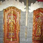 Ornate Spa Doors
