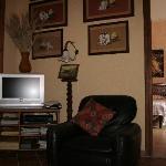Livingroom and room number 4