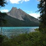A view across Emerald Lake