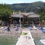Beach at Agni Taverna