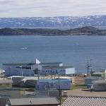 Iqaluit and Frobisher Bay July 2006