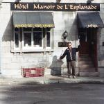 A happy memory of Quebec City