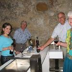 Al Moro, wine tasting
