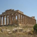 Greek temple, Selinunte