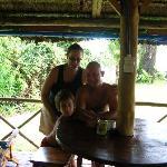 Jolanda, David and Luka