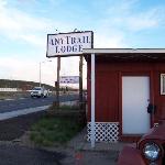 Motel and lobby