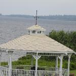the gazebo and beyond
