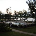 Outdoor Pool at Pickwick Landing State Park Inn