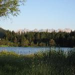 Seefeld lake