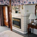 Looking Towards Balcony Door in Garden View Luxury Room