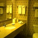 Bathroom at the Country Inn & Suites Bothell