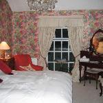 Victorian room (Double room #2)
