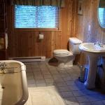 luxurious Victorian bathroom